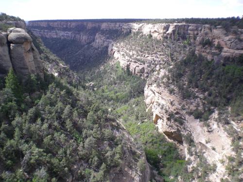 Cali mesa canyon