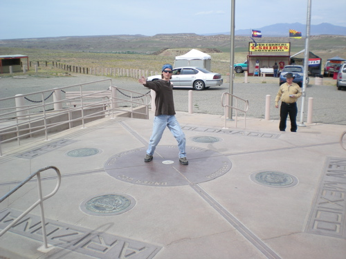 Cali four corners