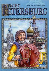 Petersburg cover